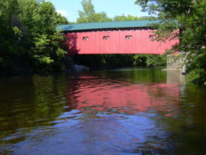 Covered Bridge in Arlington.