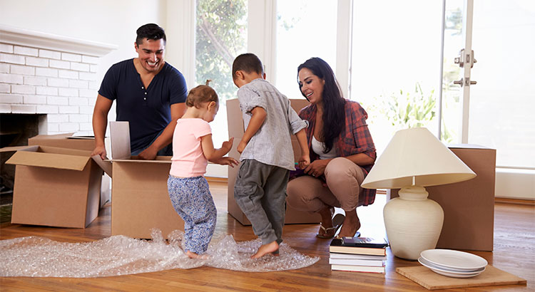 Where Did Americans Move in 2017? [INFOGRAPHIC]   Simplifying The Market